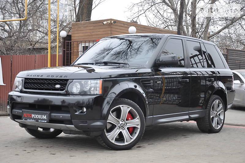 Land Rover Range Rover Sport 2013 года в Одессе