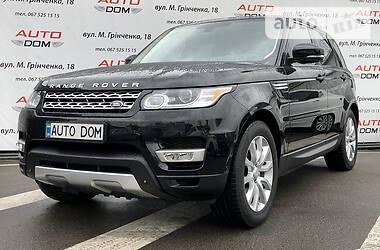 Внедорожник / Кроссовер Land Rover Range Rover Sport 2015 в Киеве