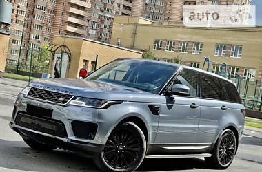 Позашляховик / Кросовер Land Rover Range Rover Sport 2018 в Києві
