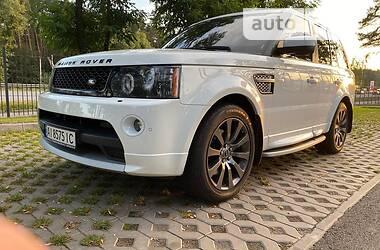 Land Rover Range Rover Sport TDV6 2012