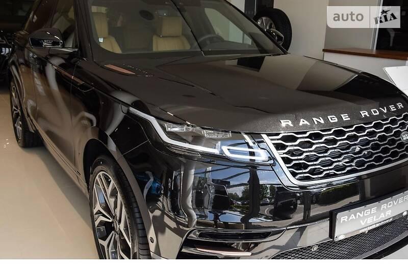 Land Rover Range Rover Velar 2017 года в Киеве