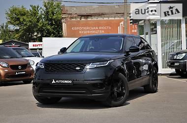 Внедорожник / Кроссовер Land Rover Range Rover Velar 2017 в Харькове