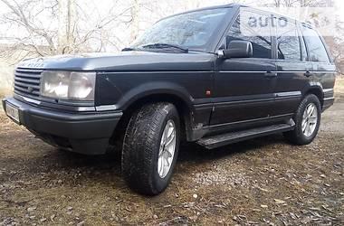 Land Rover Range Rover 1996 в Киеве