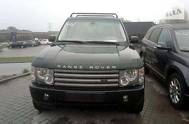 Land Rover Range Rover 2002 в Черновцах
