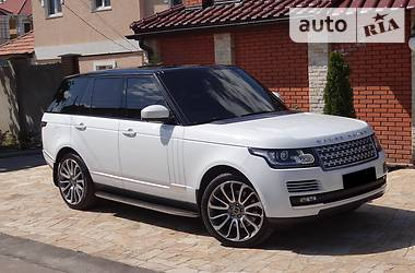 Land Rover Range Rover AUTOBIOGRAPHY  4.4 D