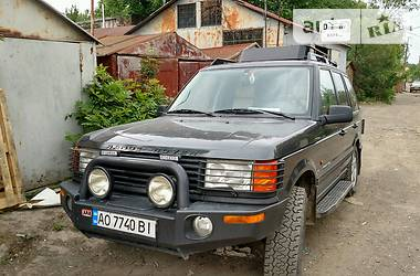 Land Rover Range Rover 1997 в Ужгороде