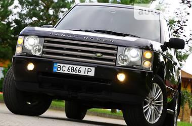 Land Rover Range Rover 2002 в Дрогобыче