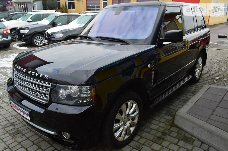 Land Rover Range Rover 2012 года в Киеве