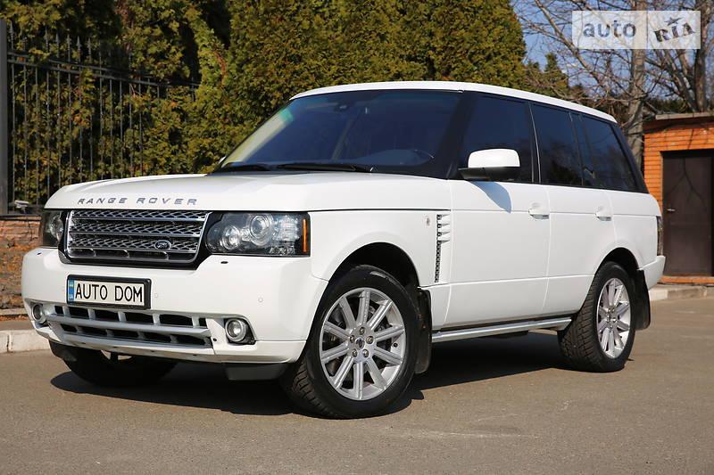 Land Rover Range Rover 2011 года в Киеве
