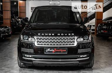 Внедорожник / Кроссовер Land Rover Range Rover 2013 в Одессе