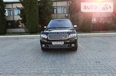 Land Rover Range Rover 2011 в Черновцах