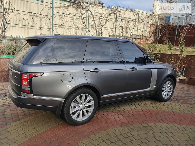 Land Rover Range Rover 2016 в Хмельницком