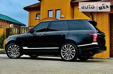 Land Rover Range Rover 2016 в Одесі