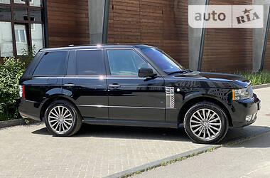 Позашляховик / Кросовер Land Rover Range Rover 2011 в Києві
