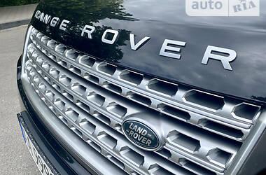 Внедорожник / Кроссовер Land Rover Range Rover 2017 в Киеве