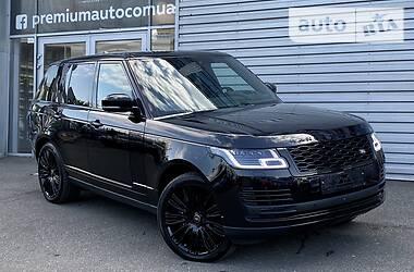 Внедорожник / Кроссовер Land Rover Range Rover 2018 в Киеве