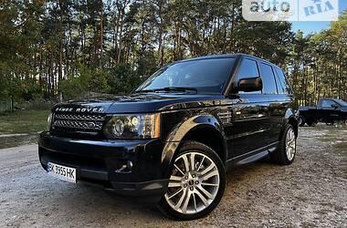 Внедорожник / Кроссовер Land Rover Range Rover 2011 в Киеве