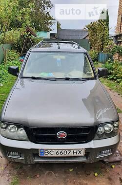 Позашляховик / Кросовер Landwind X6 2008 в Львові