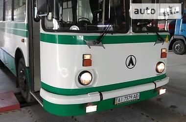 ЛАЗ 695 1989 в Переяславе-Хмельницком