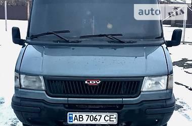 LDV Convoy груз. 2004 в Виннице
