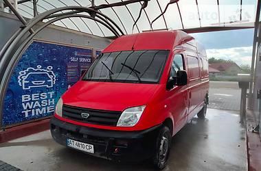 Мікроавтобус вантажний (до 3,5т) LDV Maxus 2006 в Івано-Франківську