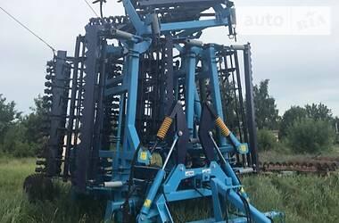 Lemken Kompaktor 2009 в Ромнах
