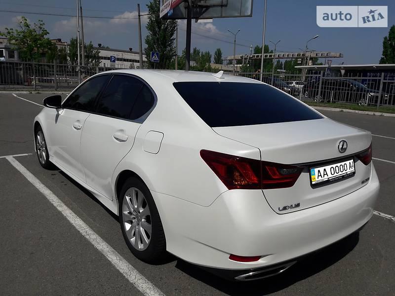 Lexus GS 250 2014 в Києві