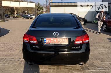 Lexus GS 2008 года