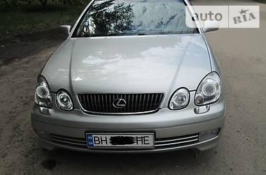 Lexus GS 300 2001 в Одессе