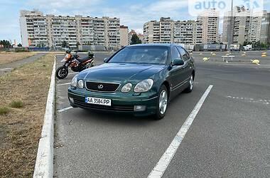 Седан Lexus GS 300 2000 в Києві