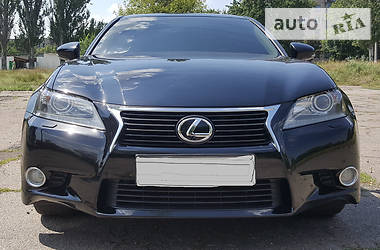 Lexus GS 350 2014