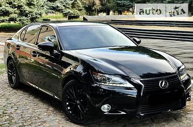 Lexus GS 350 LUXURY+ 3.5V6.