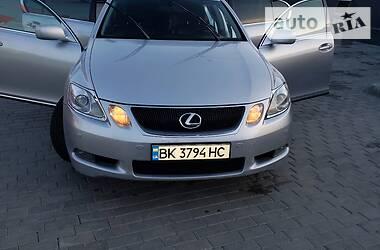 Седан Lexus GS 450h 2008 в Здолбунове