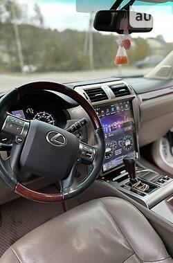 Внедорожник / Кроссовер Lexus GX 460 2014 в Львове