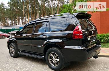 Lexus GX 2008 в Киеве
