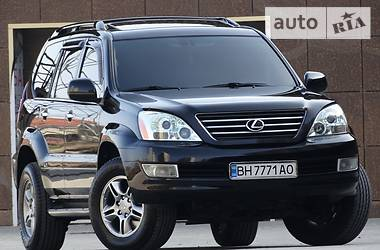 Lexus GX 2009 в Одессе