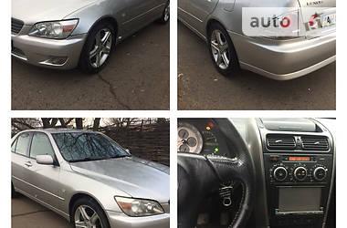 Lexus IS 200 2000 в Донецке