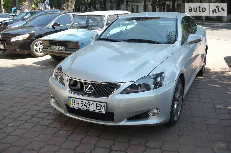 Lexus IS 250 2010 в Одессе