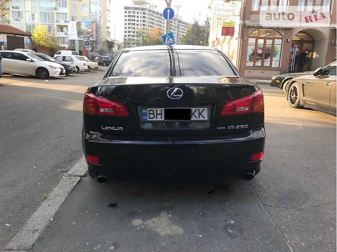 Lexus IS 250 2007 в Одессе