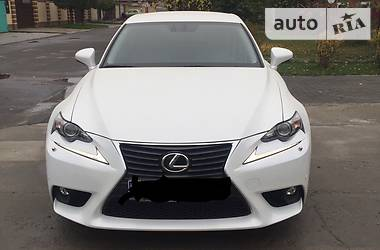 Lexus IS 250 2015 в Днепре