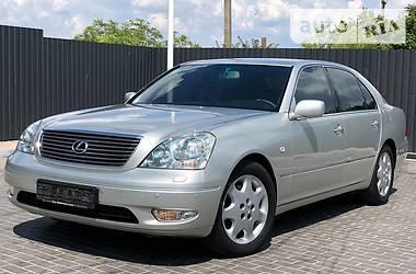 Lexus LS 430 2001 в Днепре
