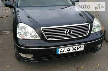 Lexus LS 430 2002 в Киеве