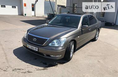 Lexus LS 430 2004 в Киеве