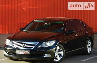 Lexus LS 460 2009 в Одессе