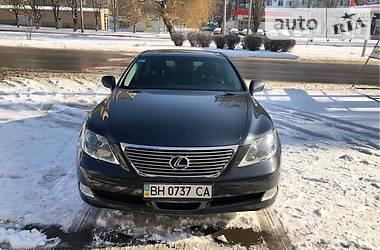 Lexus LS 460 2008 в Одессе