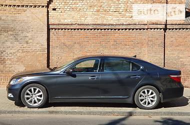 Lexus LS 460 2008 в Черновцах