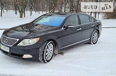 Lexus LS 460 2007 в Володимир-Волинському