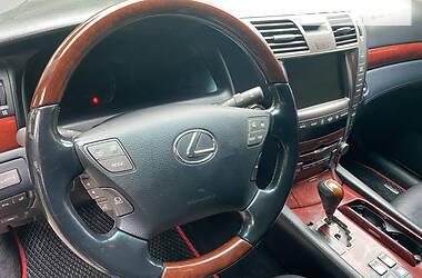 Седан Lexus LS 460 2007 в Полтаве