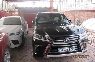 Lexus LX 450 D 2016