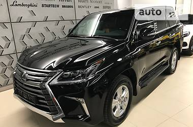 Lexus LX 450   2018